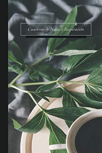 Libreta de Notas e Inspiración: Libreta con citas inspiradoras para tus pensamientos (Cuadernos de Inspiración)