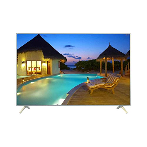 ZFFSC TV de Calidad HD 4K Smart LED TV TV Completo HD, 32/42/46/55/60 Pulgada, WiFi Incorporado, resolución 3840 * 2160,60Hz Rate de actualización, Pared TV de Calidad HD