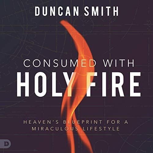 Consumed with Holy Fire cover art