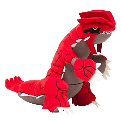 Pokemon Center XY Japan 27,9 cm Groudon Gefülltes Plüsch Puppe