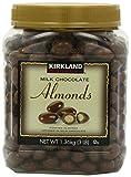 Kirkland Signature, Milk Chocolate Almonds, (Family Bundle)