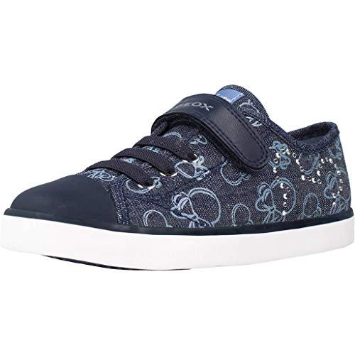 Geox Zapatillas JR CIAK Girl para Niñas Azul 31 EU