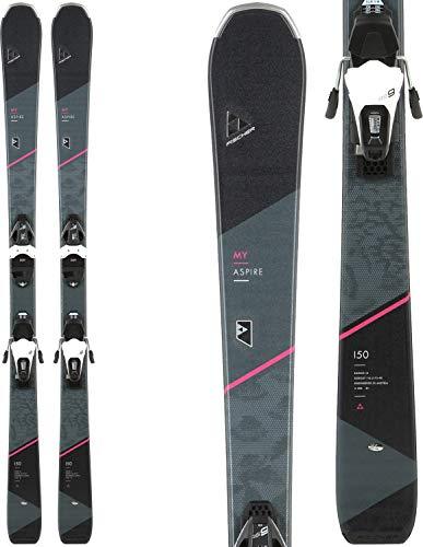 Fischer Damen SKI My Aspire SLR ~ 145 cm + My RS 9 SLR Bindung + Montage