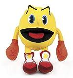 Grupo Moya Felpa Peluche de Pac-Man 15cm Videogame Retro Grande Original BANDAI NAMCO Pac Man