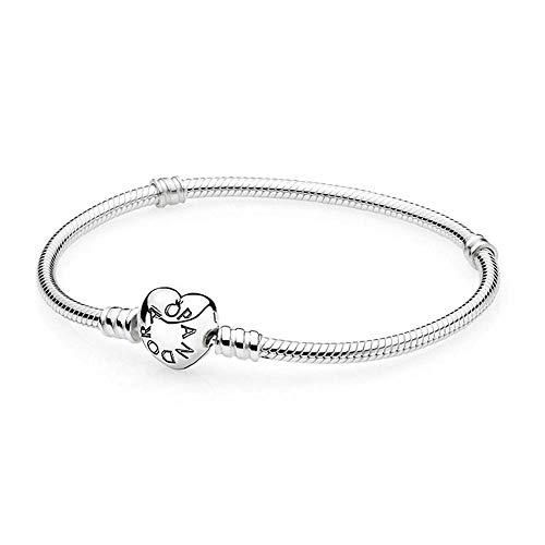 Pandora Damen-Charm-Armbänder 925_Sterling_Silber 590719-20