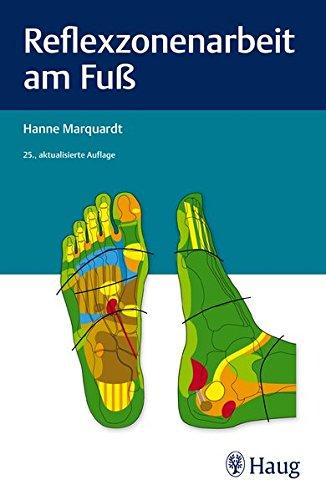 Marquardt, Hanne<br />Reflexzonenarbeit am Fuß