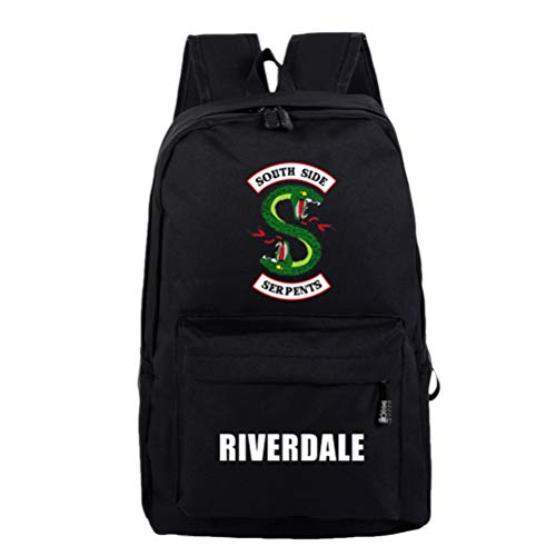 Riverdale Rucksäcke Druck Backpacks Schultasche Reiserucksack Multifunktionsrucksack Laptop Daypack Beliebte Rucksack