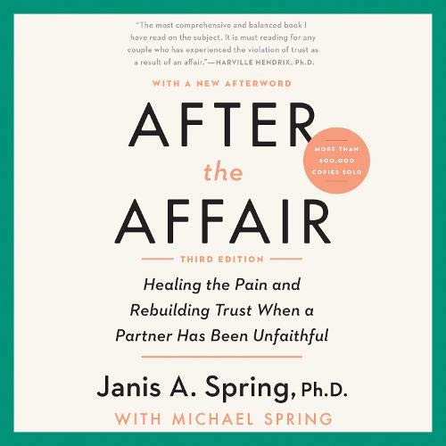 After the Affair, Third Edition cover art
