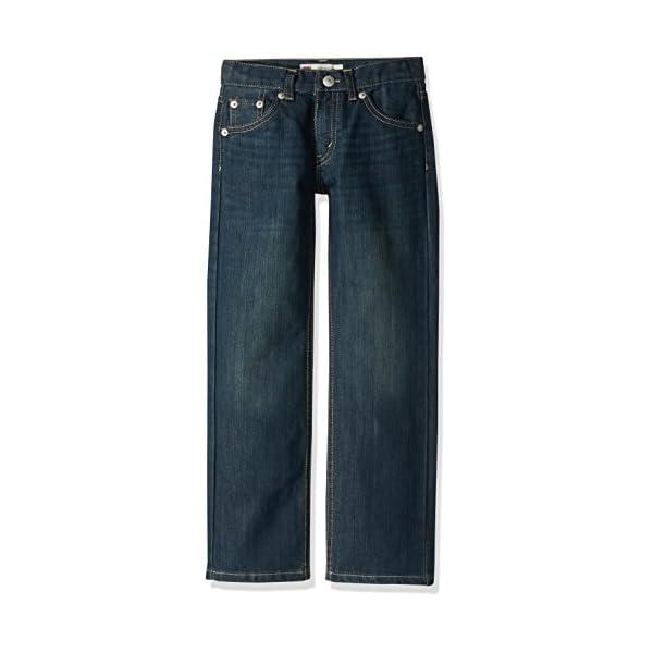 Levi's Boys' Regular Fit Jeans