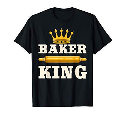Gran Rey Panadero Diciendo Regalo    Camiseta