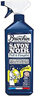 Jacques Briochin Savon Noir Prêt à l'Emploi au Citron Ecocert 750 ml