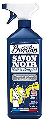 Jacques Briochin Savon Noir Prêt à l'Emploi au...