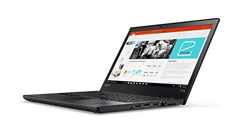 "Lenovo ThinkPad T470p Laptop Computer   Intel Core i7-7700HQ   14"" FHD IPS Anti-Glare Display   8GB DDR4   500GB HDD   NVIDIA GeForce 940MX   Windows 10 Pro"