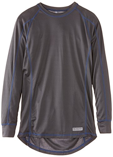 Pro 120 Long Sleeve Highlander Messieurs L Gris