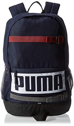 PUMA Deck Backpack Mochilla, Adultos Unisex, Peacoat, OSFA