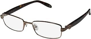 Lulu Guinness 710 Mens/Womens Designer Full-rim Gorgeous Vision Care Trendy Eyeglasses/Spectacles