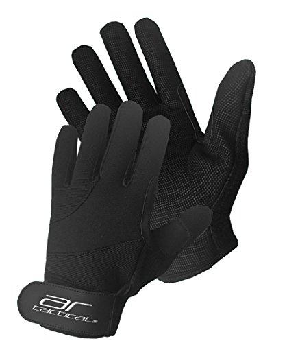 AR TACTICAL GMBH Polizei Sicherheitshandschuhe Streetguard Taktische Security Handschuhe (M)