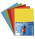 Pack 50 Cartulinas Colores Intensos Tamaño A3 180g