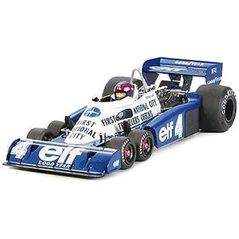 タミヤ 1/20 グランプリコレクションシリーズ No.53 タイレル P34 1977 モナコGP プラモデル 20053