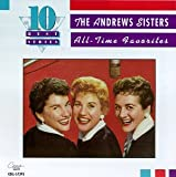 Songtexte von The Andrews Sisters - All-Time Favorites