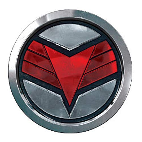 The FALCON SYMBOL PIN - The Official Marvel Studios Disney+ THE FALCON And THE WINTER SOLDIER Enamel Lapel Pin