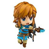 Showkig Q-Version Ton Puppe Modell The Legend Of Zelda: Breath Of Wild: Link Action-Figur-Abbildung...