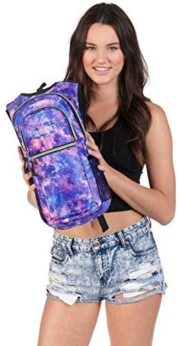 Sojourner-Rave-Hydration-Pack-Backpack-2L-Water-Bladder-Included-for-Festivals-Raves-Hiking-Biking-Climbing-Running-and-More-3-Pocket