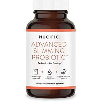 Nucific® Advanced Slimming Probiotic™, 30 Day Supply