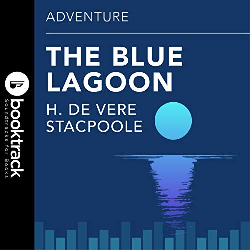 Blue Lagoon audiobook cover art