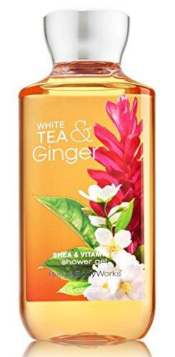 Bath & Body Works Bath and Body Works White Tea Ginger Shower Gel 10 fl oz / 295 mL