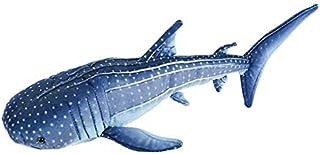 Rhode Island Novelty 17 Inch Blue Whale Shark Plush, One per Order
