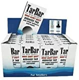 TarBar Cigarette Filters, 10 Packs, Compare with nic out, tarblock or tarstop