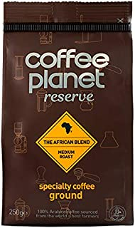 Coffee Planet African Blend Specialty Coffee Ground - 250 gm
