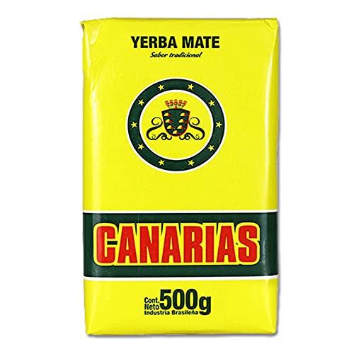 Canarias Yerba Mate Canarias (Hierba Mate) 500g