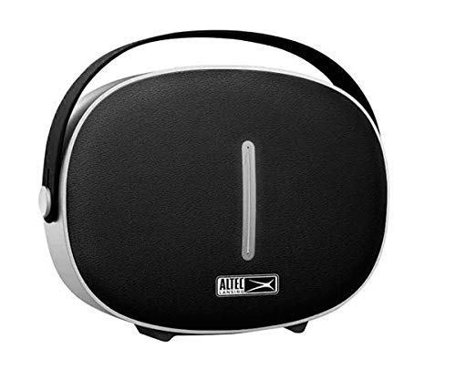 Altec Lansing Ovo (AL-BT42S) - Altavoz portátil Bluetooth, Color Negro