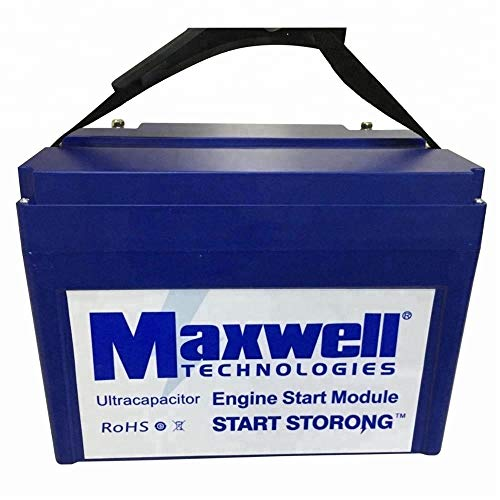 Price comparison product image Maxwell 16V 500F Super Capacitor Battery Solar Power Bank Audio Automotive Battery Cases