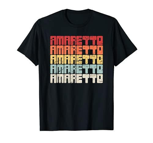 Licor Italiano Amaretto Camiseta