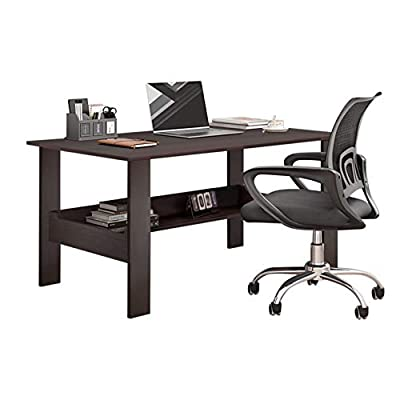"US Rapid Shipment Computer Desk 40"" Study W..."