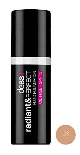 Radiant&PERFECT - Fondotinta 03 Natural