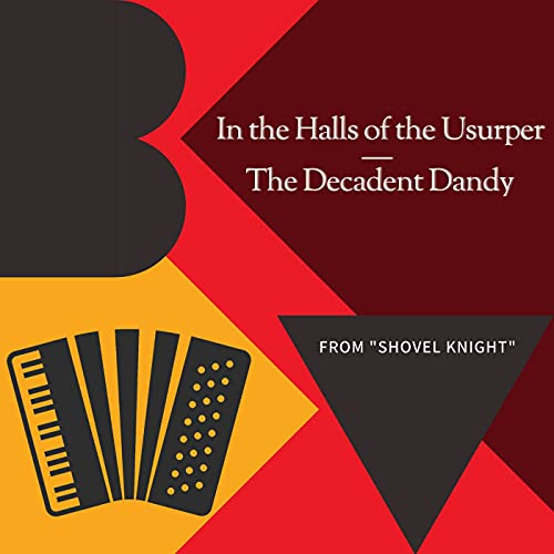 In the Halls of the Usurper / The Decadent Dandy (From 'Shovel Knight') (Celtic Rock Cover)