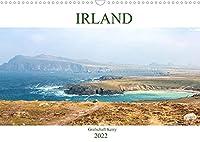 Irland - Grafschaft Kerry (Wandkalender 2022 DIN A3 quer): Besuchen Sie mit uns die eindrucksvolle und raue Landschaft der Grafschaft Kerry im Suedwesten Irlands. (Monatskalender, 14 Seiten )