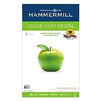 Hammermill 102475 コピー用紙 100輝度 28ポンド 8-1/2 x 14インチ フォトホワイト 500/連