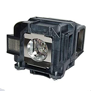 U-Lighting LP88 Replacement Lamp Bulb with Housing for ELPLP88 V13H010L88 EB-S04 EH-TW5300 EB-U04 EH-TW5210 EB-S31 EH-TW5350 EB-X31 Projector Lamp Replacement