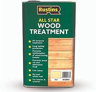 Rustins All Star Wood Treatment 1ltr, 1L
