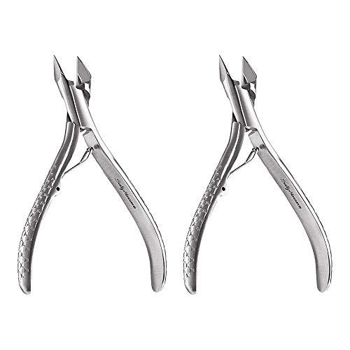 Sally Hansen Beauty Tools — Kit de pinça para unhas encravadas, 2 unidades