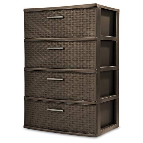sterilite small 3 drawer unit - 9