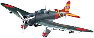 Hasegawa Aichi D3A1 Type 99 Carrier Dive Bomber Val Model 11 : 1:48 Scale : Plastic Model Kit