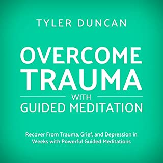 Overcome Trauma with Guided Meditation cover art