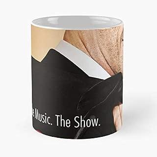 Nyobain Hugh World Tour 2019 Jackman The Greatest Showman 2 C Top Selling Coffee 11oz Mug