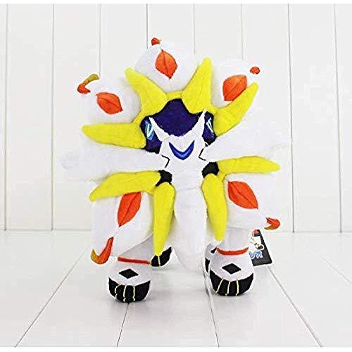 Mascota bebé Solga Leo, muñeco de peluche, almohada de muñeco de peluche de peluche